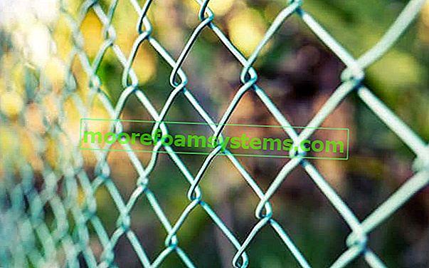 Koliko košta i kako napraviti mrežastu ogradu? Pažljivo provjeravamo