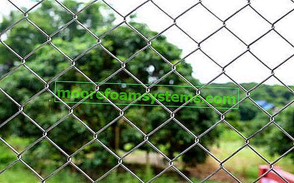 Ograda od žičane mreže - na što treba obratiti pažnju prilikom kupnje i ugradnje
