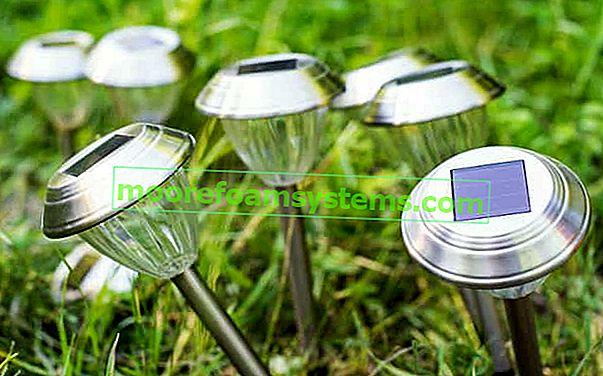 Solarne svjetiljke za vrt - koju solarnu rasvjetu biste trebali odabrati za svoj vrt?