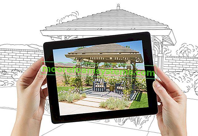 Program dizajna vrta - pregled najzanimljivijih primjena