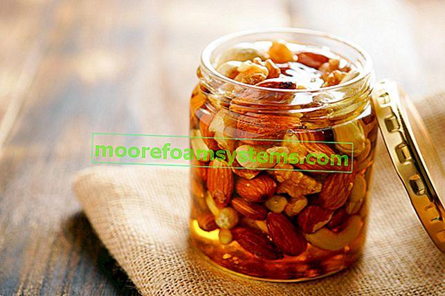 Orašasti plodovi u medu korak po korak - ovo je najbolji recept