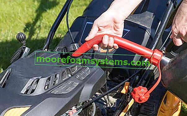 Benzinske kosilice - s pogonom i bez pogona - cijena, koju odabrati, na što obratiti pažnju?