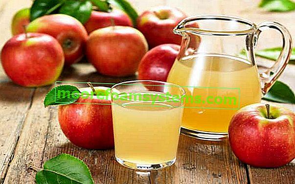 Kompot od jabuka - korak po korak recept za pripremu kompota
