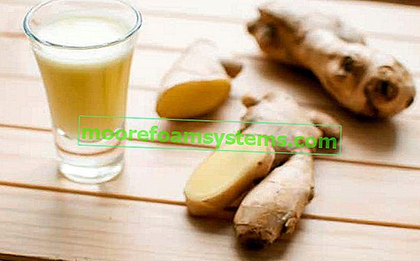 Sok od đumbira - najbolji recepti, svojstva, primjena