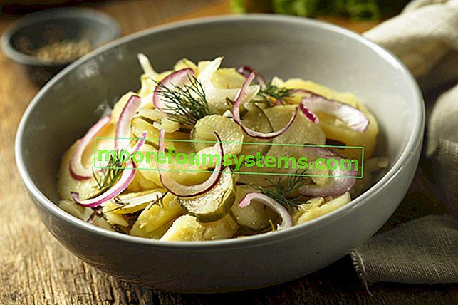 4 najbolja recepta za salatu od kiselog krastavca - pogledajte!