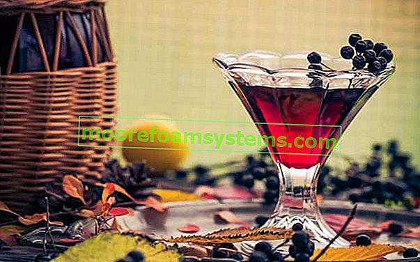 Настойка черноплодной рябины - простой пошаговый рецепт настойки с вишневыми листьями или без них