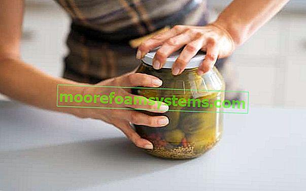 Pácolt uborka - a legjobb lépésről lépésre elkészített receptek a pácolt uborka készítéséhez