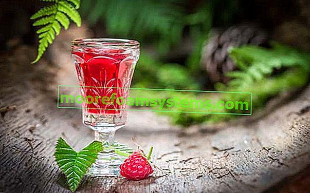Настойка малина на водке или спирте - свойства и пошаговый рецепт