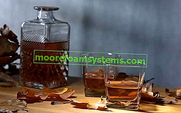 Tinktura kave na špiritu - recept za pripremu korak po korak