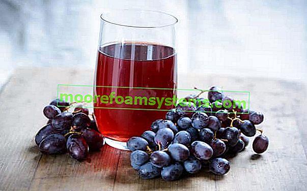 Sok od grožđa - najbolji recepti sokova od grožđa korak po korak