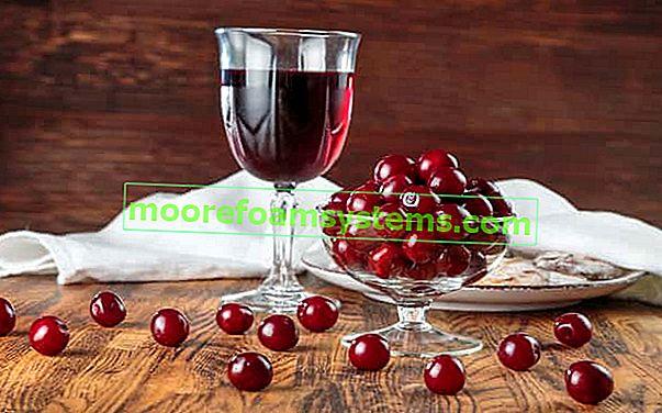 Пошаговое вишневое вино - проверенные рецепты