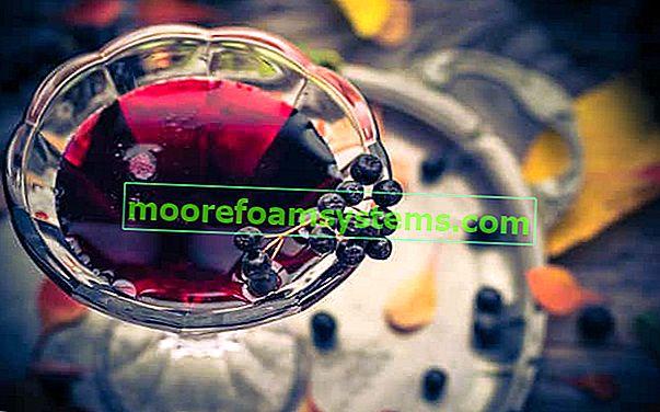 Vino od aronije - korak po korak recept za pripremu vina od aronije