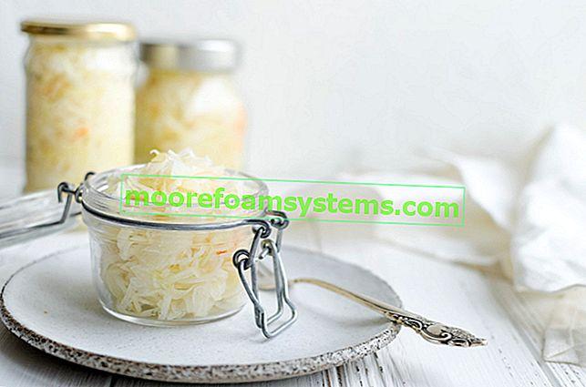 Kiseljenje kupusa u staklenkama za zimu - 4 provjerena recepta