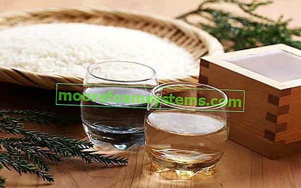 Recepti za rižino vino korak po korak kako napraviti vino od riže