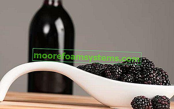 Kupinovo vino - recept i priprema domaćeg vina korak po korak