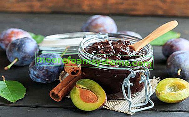 Džem od šljiva - provjereni recepti za ukusni džem od šljiva