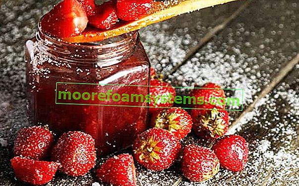 Najbolje konzervirane jagode za zimu - recepti i ideje