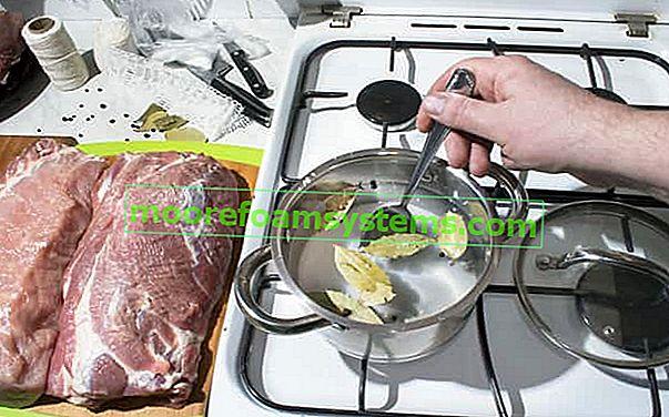 Najbolji recept za salamuru za meso - pripremite ga sami korak po korak