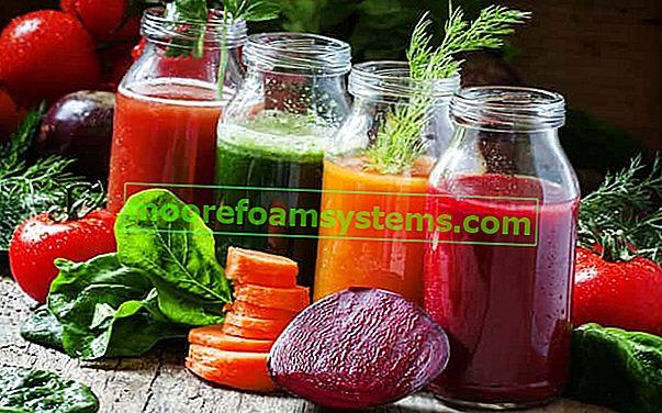 Sokovi od povrća - provjereni recepti za pripremu prirodnih i zdravih sokova