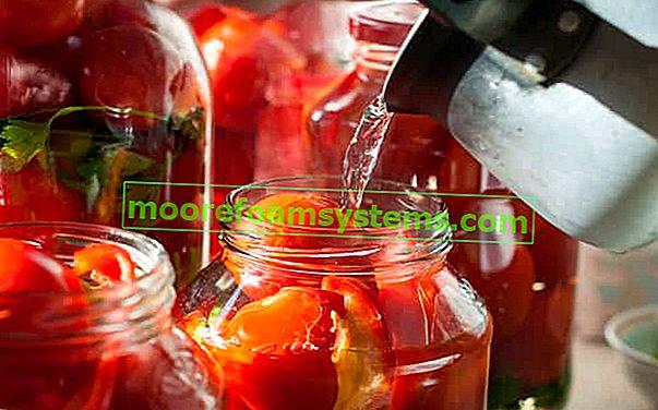 Kako napraviti rajčicu u staklenkama za zimu? Evo 3 praktična načina