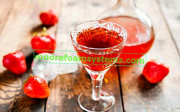 Tinktura jagode - provjereni recepti za alkohol i votku
