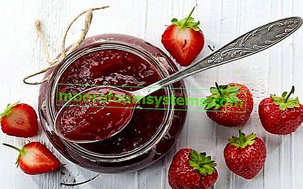 Džem od jagoda - najbolji recepti za izradu džema od jagoda