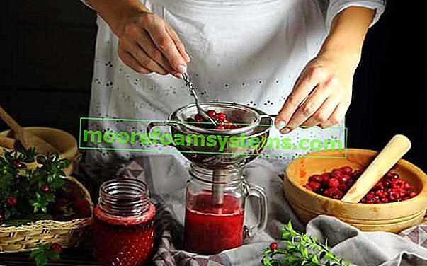 Sok od maline - recept i korak po korak domaća priprema
