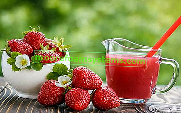 Sok od jagode - najbolji recept za izradu soka od jagode