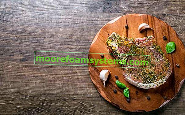 Hogyan lehet savanyítani a sertés karaját? Lépésről lépésre recept sertéshúsra