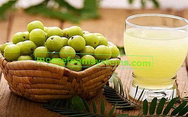 Sok od ogrozda - provjereni korak po korak recept za sok od ogrozda