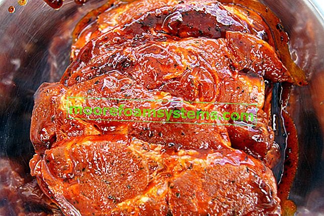 Marinada od svinjskog vrata korak po korak - 5 provjerenih recepata