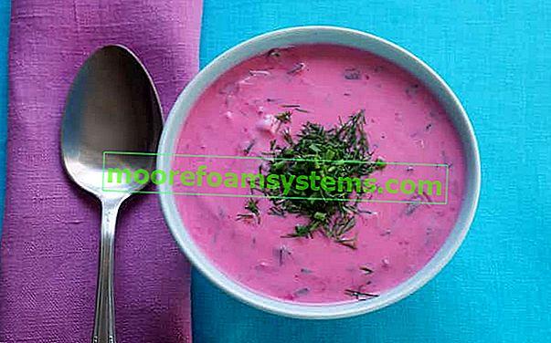 Холодный свекольный суп - 3 лучших рецепта летнего свекольного супа