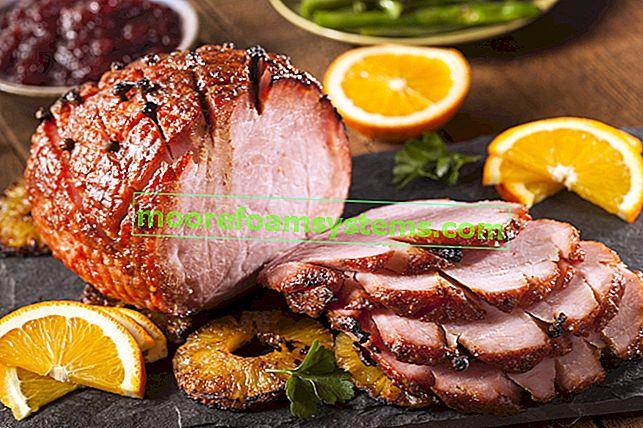 5 лучших рецептов свиной ветчины - проверьте их!