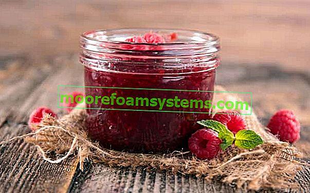 Džem od malina - recept, kako napraviti džem od malina korak po korak