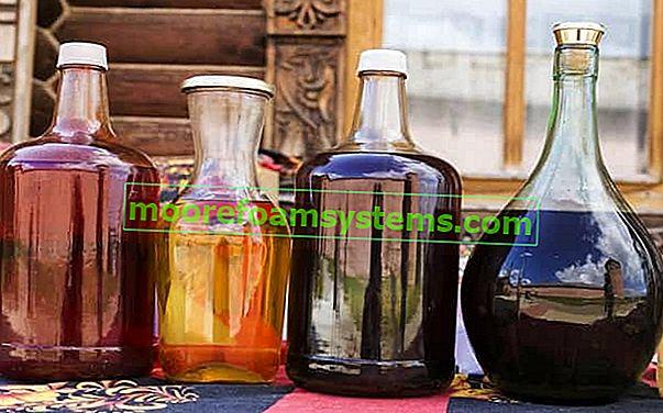Mézes tinktúra - bevált receptek a mézes tinktúra szellemre