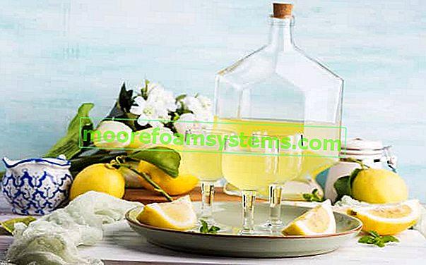 Tinktura limuna - najbolji recepti za limunadu na žestici i votki