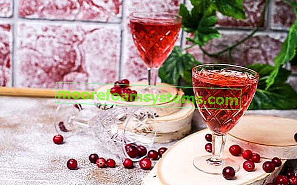 Клюквенная настойка - проверенные рецепты клюквенной настойки на спирте